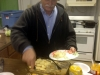 Rick Stansfield Prepares Pheasant
